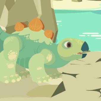 J'élève mon Dino
