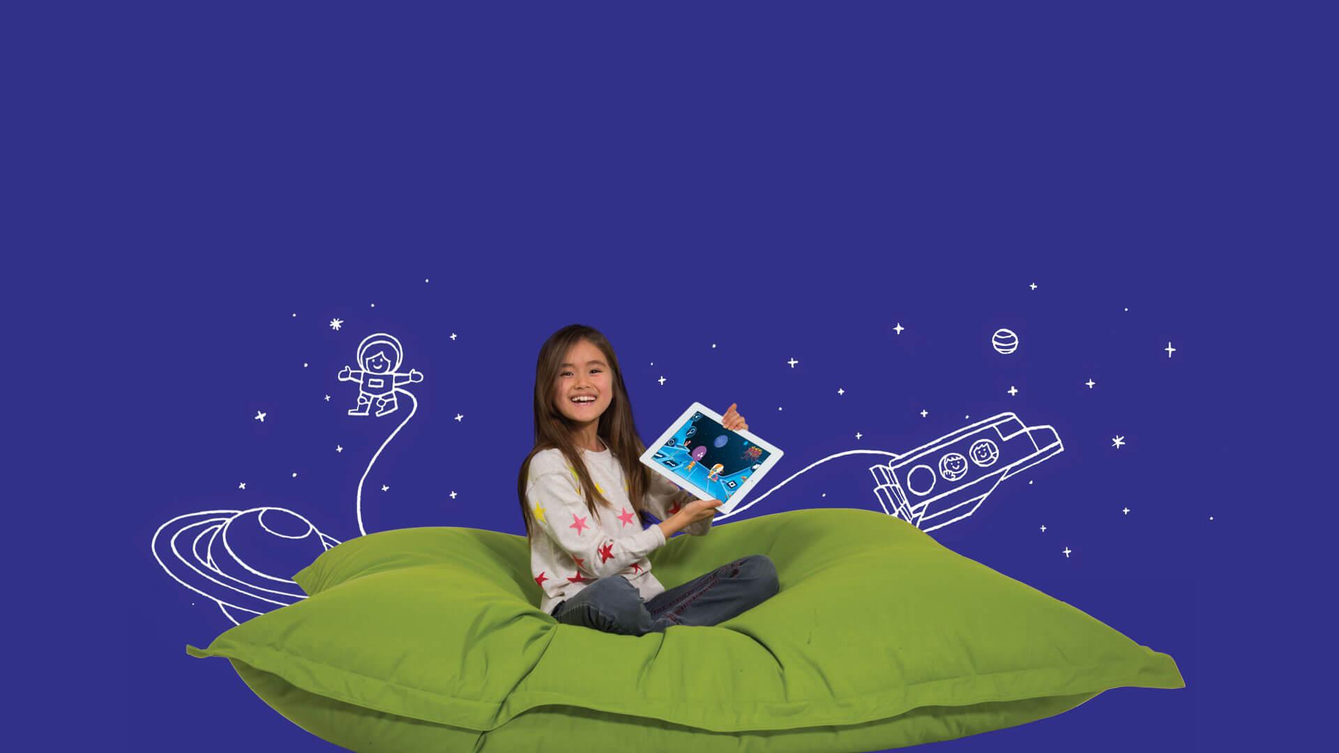 Sur Bayam, des jeux éducatifs pour tous les enfants !