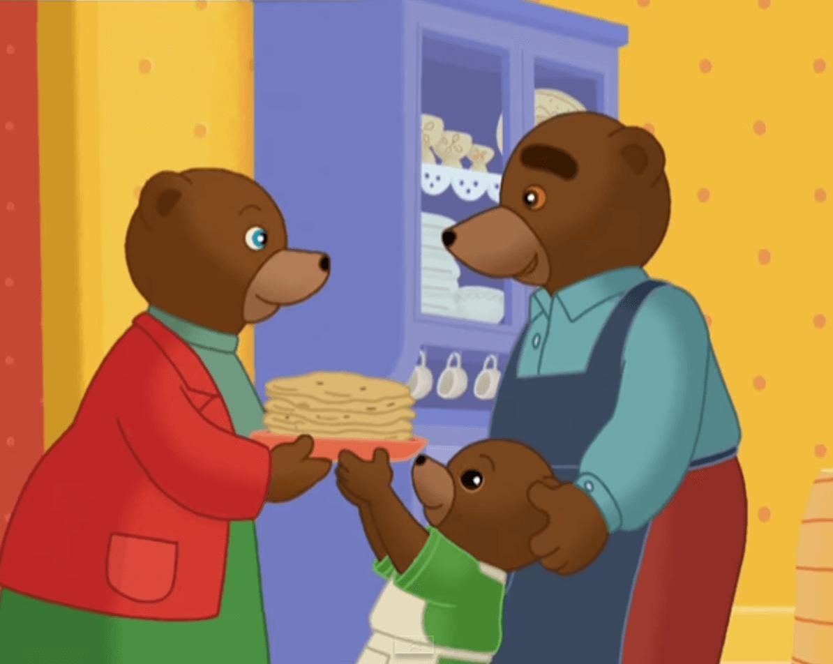 Cuisiner avec les enfants enfants - Image de dessin anime ...