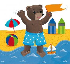 ete petit ours brun