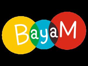 Logo de Bayam, l'app des 3-10 ans