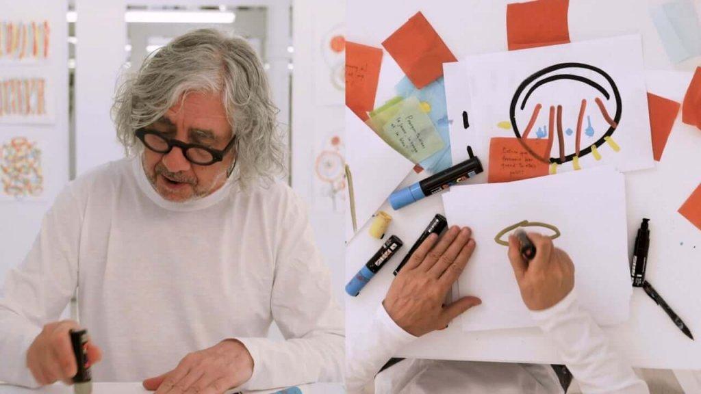 Des tutos créatifs avec Hervé Tullet