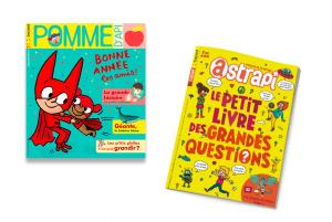 magazines Bayard jeunesse