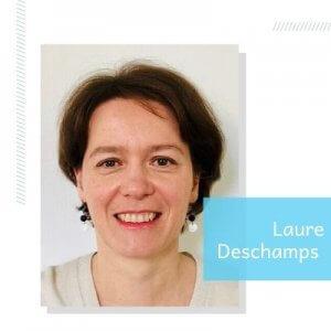 Laure Deschamps experte en numérique jeunesse