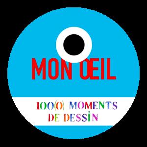 mon oeil, 1000 moments de dessin