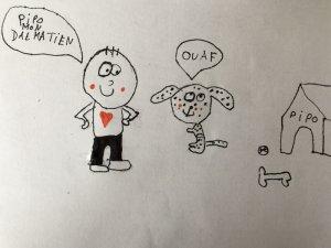Mémo et Pipo défi