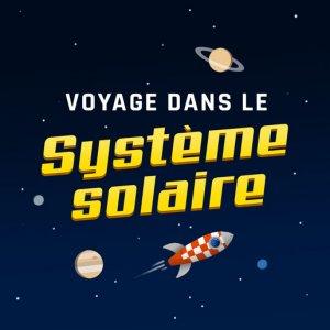 Système solaire pour enfants