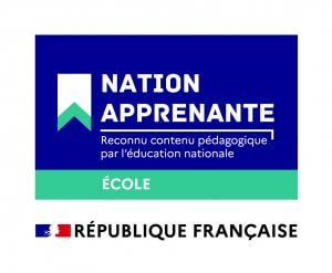 logo nation apprenante ecole