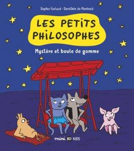Les petits philosophes Le livre