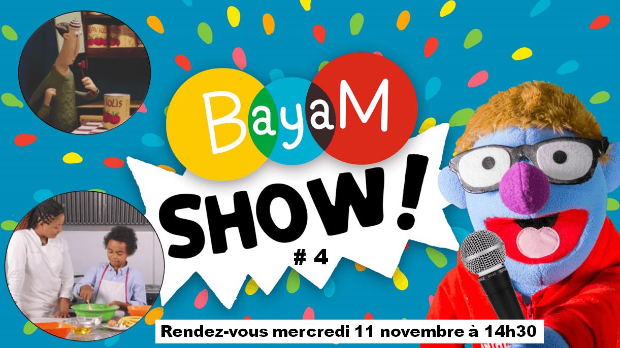 Bayam Show 4