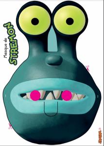 masque stremon