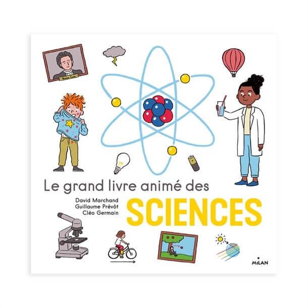le grand livre des sciences