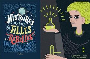 Histoire du soir pour filles rebelles