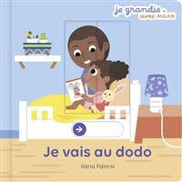 La collection « Mes P'tits pourquoi », remet le rôle du père en tant qu'accompagnateur de son enfant sans cesse au cœur de l'histoire. C'est le cas dans le titre Pipi au lit: c'est le papa qui se lève pour aider son enfant à se changer.