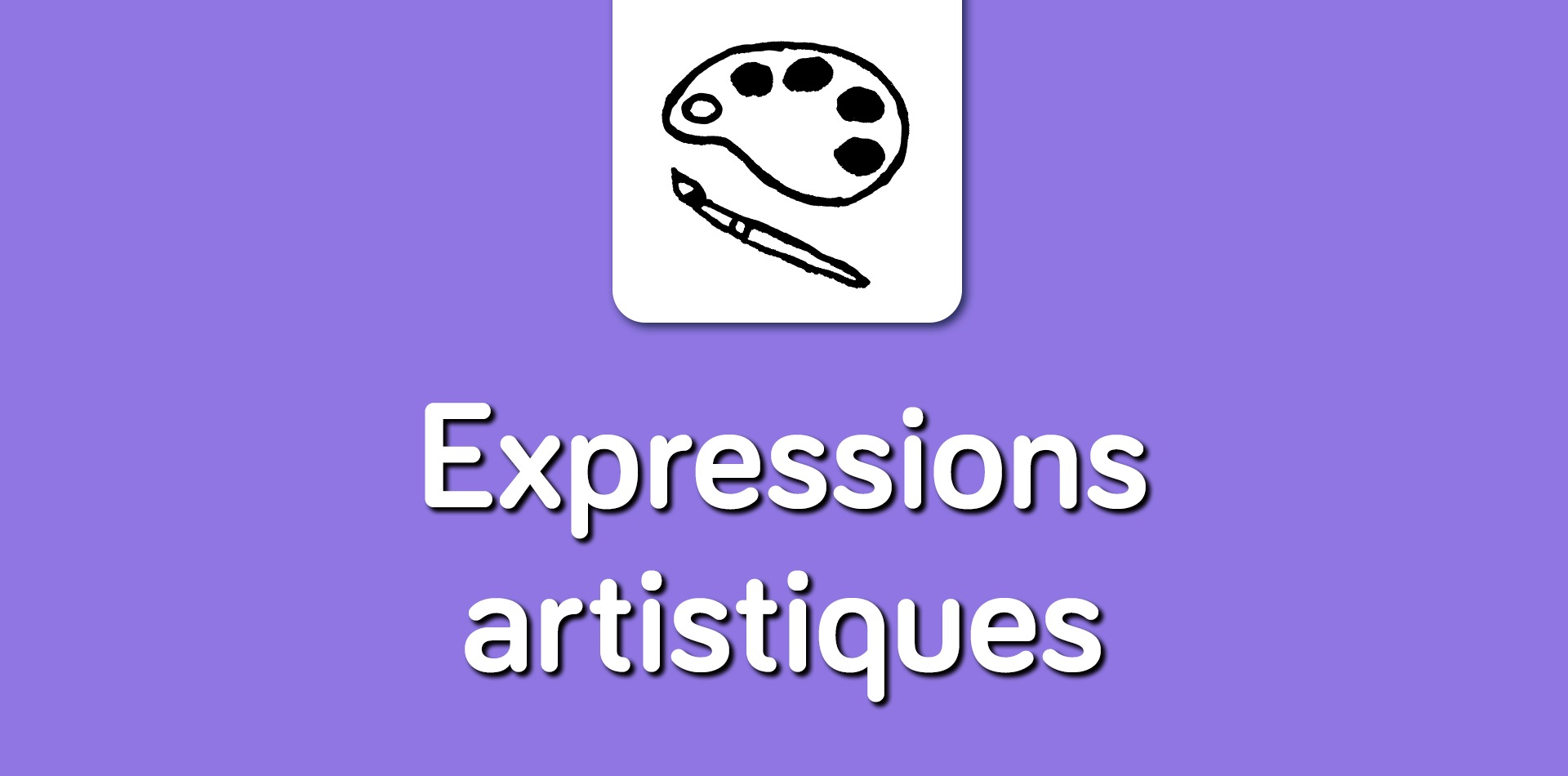 Expessions artistiques mobile