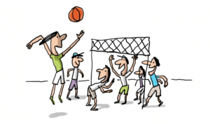 1 Jour 1 Question sport Questions des enfants