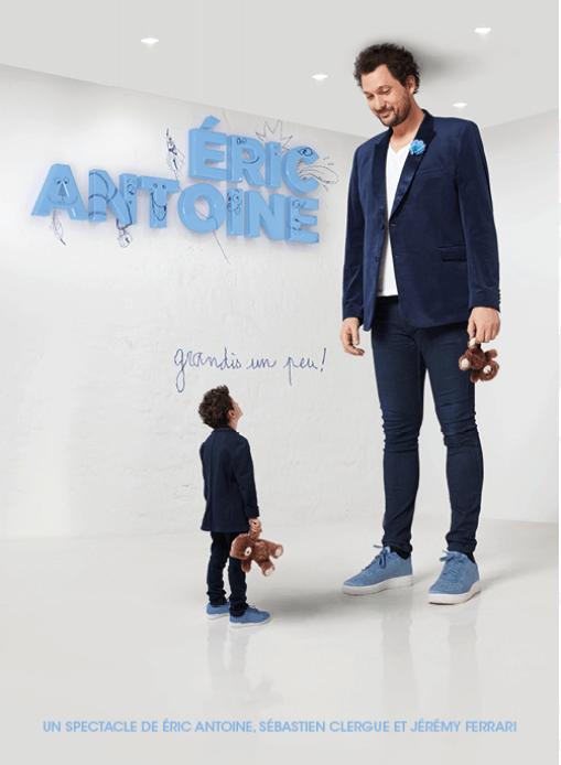 Affiche Eric Antoine