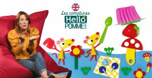 Les comptines Hello Pomme D'api