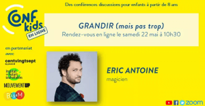 Confkids Eric Antoine