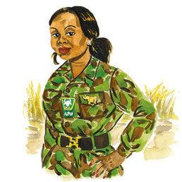 Collet Ngobeni écologie