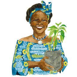 Wangari Maathai écologie