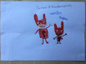Quentin, 7 ans